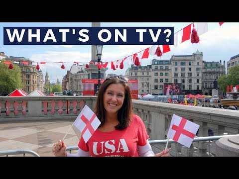 DIFFERENCES BETWEEN AMERICAN AND BRITISH TV (UK VS USA TELEVISION)
