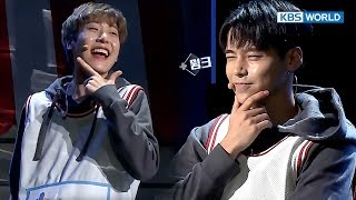 Tail-ender Team White with 5 band members surprises everyone! [The Unit/2017.12.28]