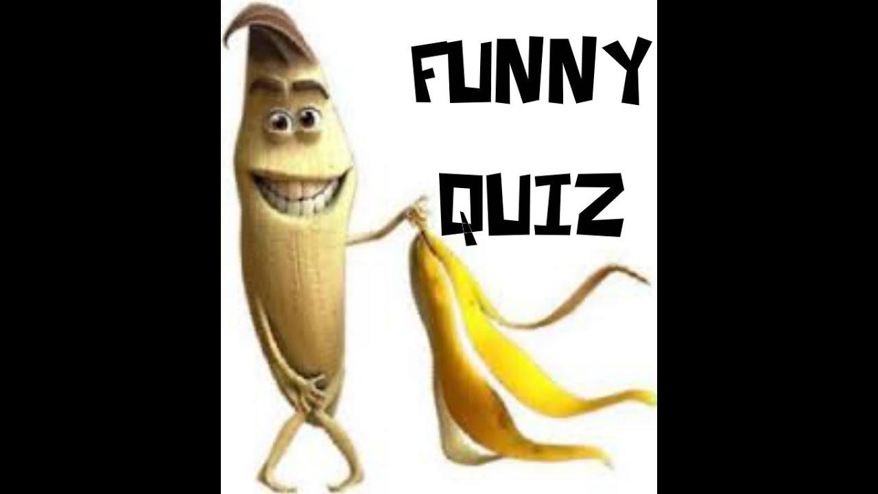 Funny Quiz - YouTube
