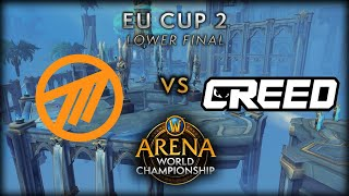Method vs Creed | Lower Final | AWC Shadowlands EU Cup 2