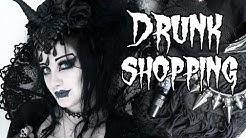 Drunk Shopping Amazing WGT Haul! | Black Friday