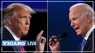 🔴 Ce qu'il faut retenir du dernier débat entre Donald Trump et Joe Biden