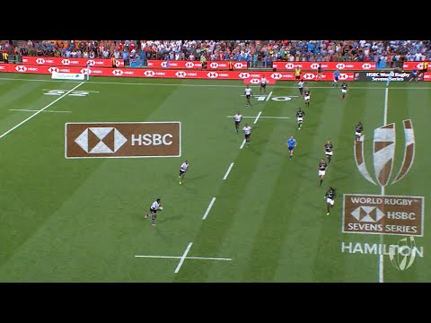 RE:LIVE: Fiji's Cup final try