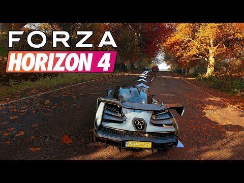 FORZA HORIZON 4 | GAMEPLAY 4K FR EXCLU! 🚘