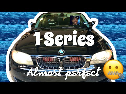 5 Things I Hate About The BMW 1 Series 128i 135i