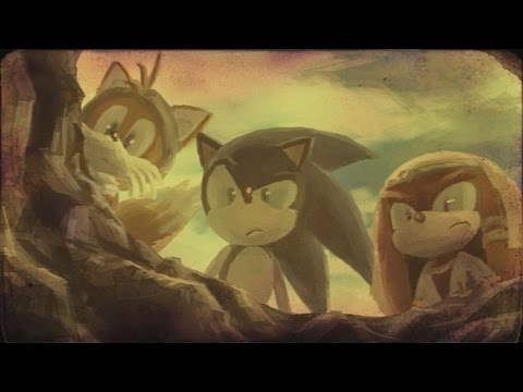 Sonic and the Secret Rings - All Cutscenes without Subtitles (HD)