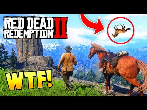 RED DEAD REDEMPTION 2 FAILS & FUNNY MOMENTS! #3