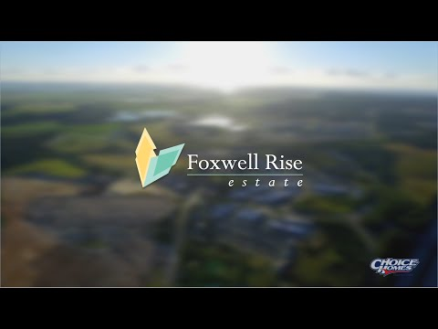 Foxwell Rise Estate, Coomera by Choice Homes