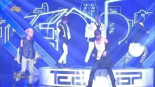【TVPP】TEEN TOP - Missing You, 틴탑 - 니가 아니라서 @ Comeback Stage, Music Core Live
