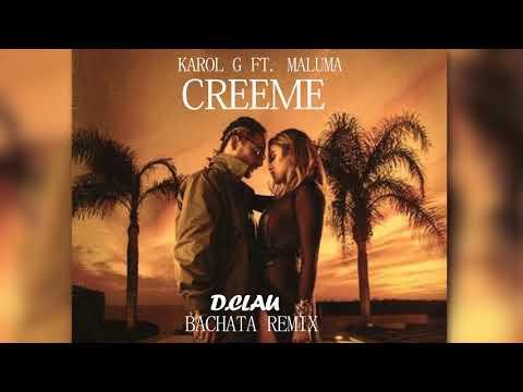 Karol G ft. Maluma – Creeme (DJ Clau Bachata Remix)