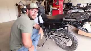 6 dollerpannier/softbag rack part 2