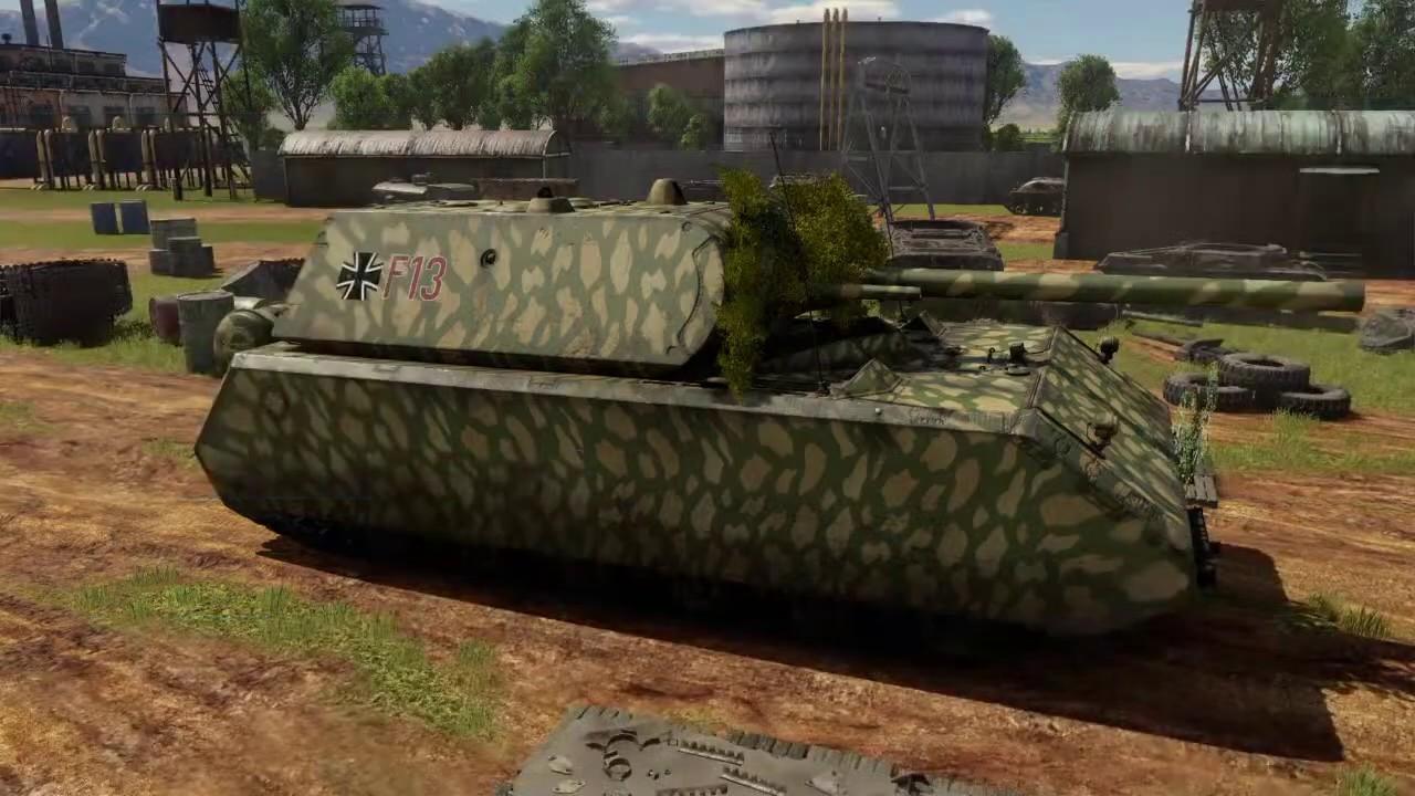 Panzer Spiele Ps4