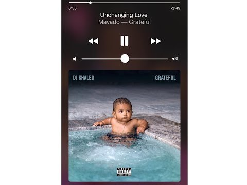 Mavado - Unchanging Love Official Review Reaction  Single from Dj Khaled Greatful Album