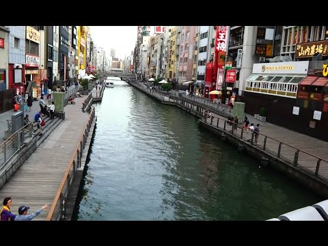 Trip to Osaka: Day 1 - Shinsaibashi and Dotonbori (Vlog #16)