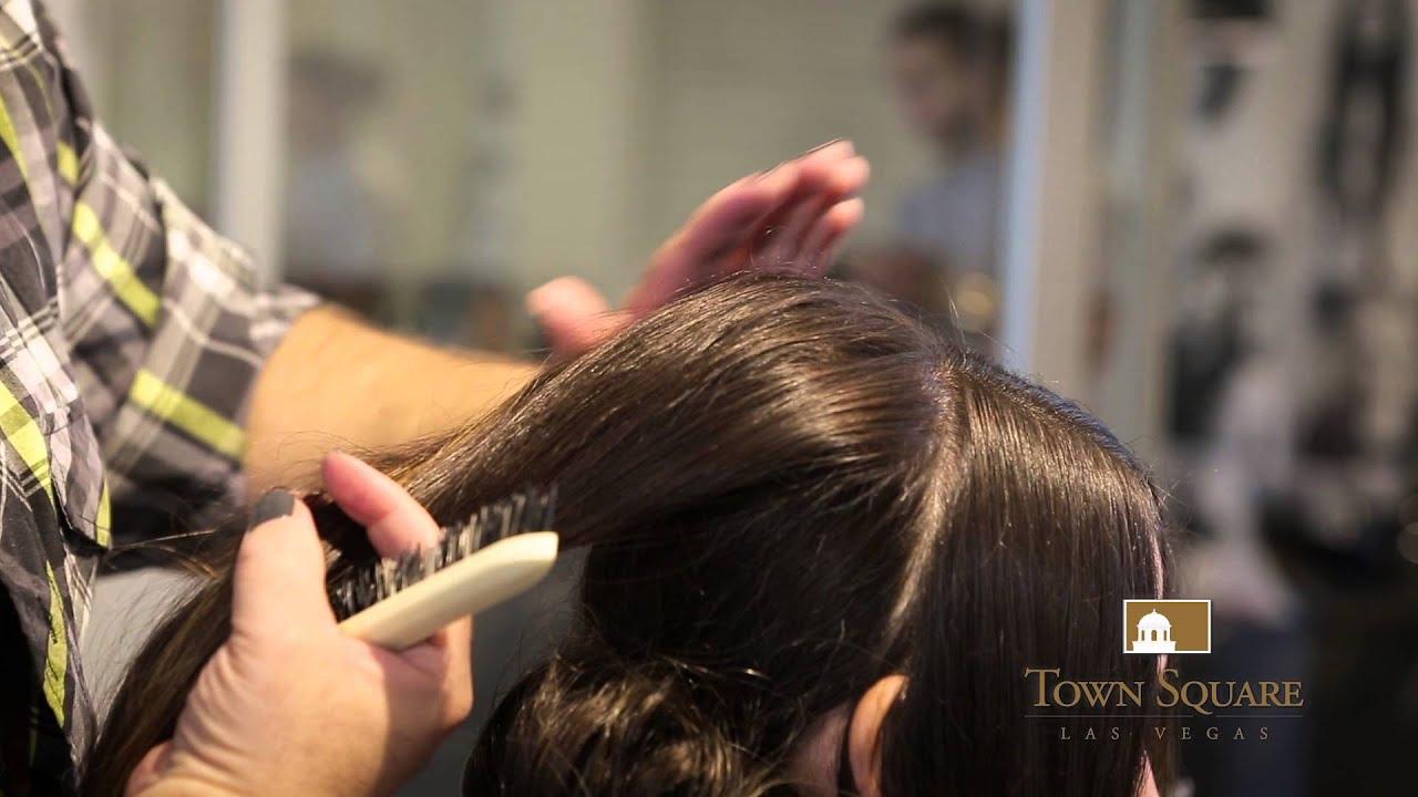 #TSQFashionMinute Holiday Hair Style