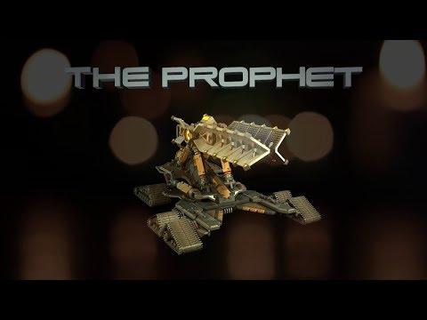 sentinels 105 elite prophet parts war commander