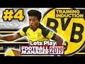 BORUSSIA DORTMUND | #4  | TRAINING INDUCTION | FOOTBALL MANAGER 2019