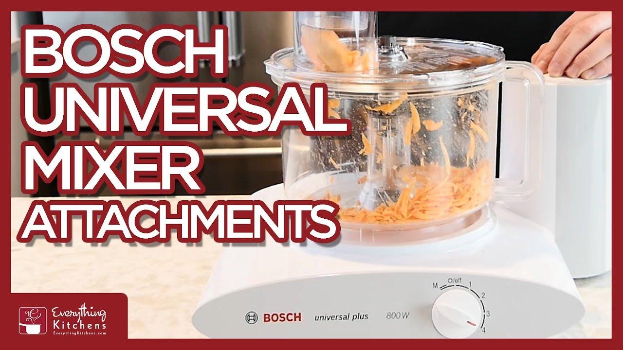 Bosch Universal Plus Mixer Blender Attachment