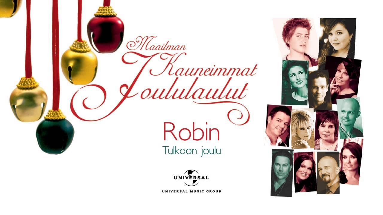 robin-tulkoon-joulu-universal-music-finland