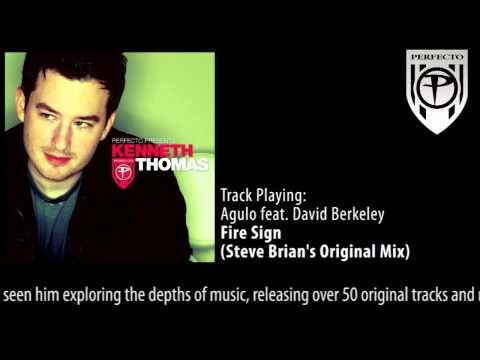 Perfecto Presents: Agulo feat David Berkeley  Fire Sign Steve Brians Original Mix Edit