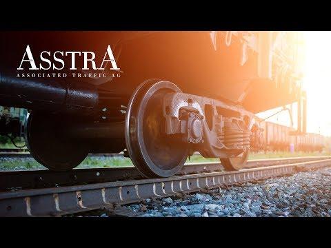 Railway freight, railway transportation services