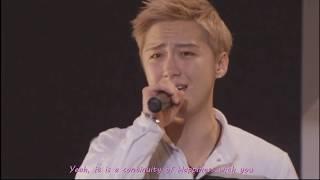 Da-iCE live - Every Season (eng sub) cry ver.