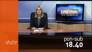 VTV Dnevnik najava 1. travnja 2017.