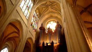 L'orgue des Couperin - Eglise St Gervais - Paris
