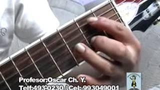 aprendar a tocar como chinito del ande en requinto peruano
