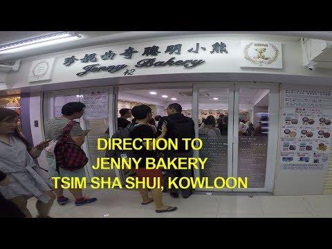 How to Go Jenny Bakery, Tsim Sha Tsui, Kowloon