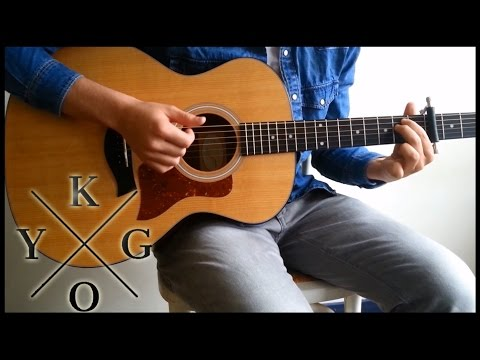 Kygo - Stole The Show ft. Parson James Fingerstyle Guitar Cover by Guus