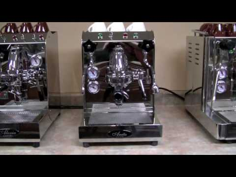 qm67 dual boiler by quick mill overview doovi. Black Bedroom Furniture Sets. Home Design Ideas