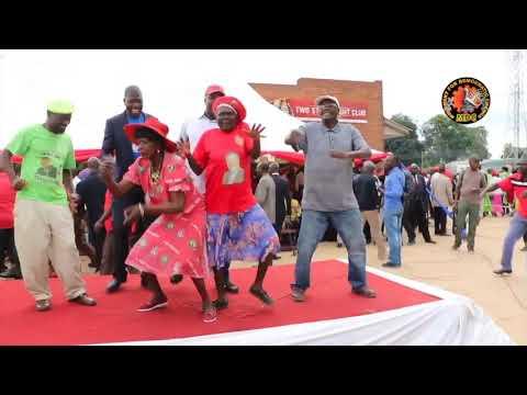 Chitungwiza MDC Alliance rally 04 Feb 2018