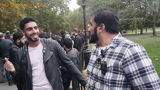 You dont Follow Jesus Peace be upon him | br Adnan rashid vs Christian | Speakers Corner