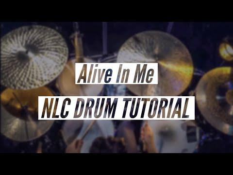 Highlands Worship - Alive in Me (Drum Tutorial)