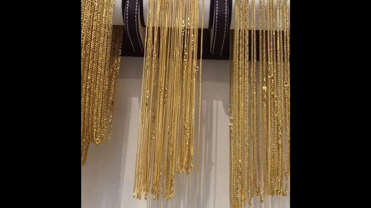 Gold Chains At Best Price In