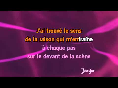 Karaoké Le sens de la vie (Acoustique) - Tal *