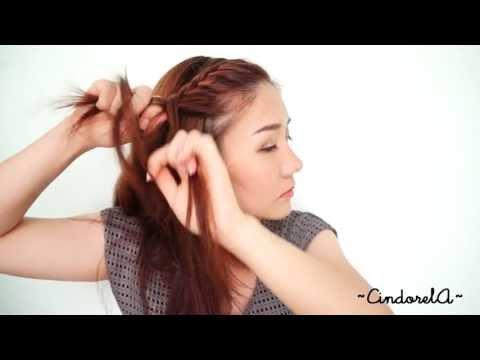 How to: Graduation Hairstyle ทรงผมรับปริญญา [2/4] Thai