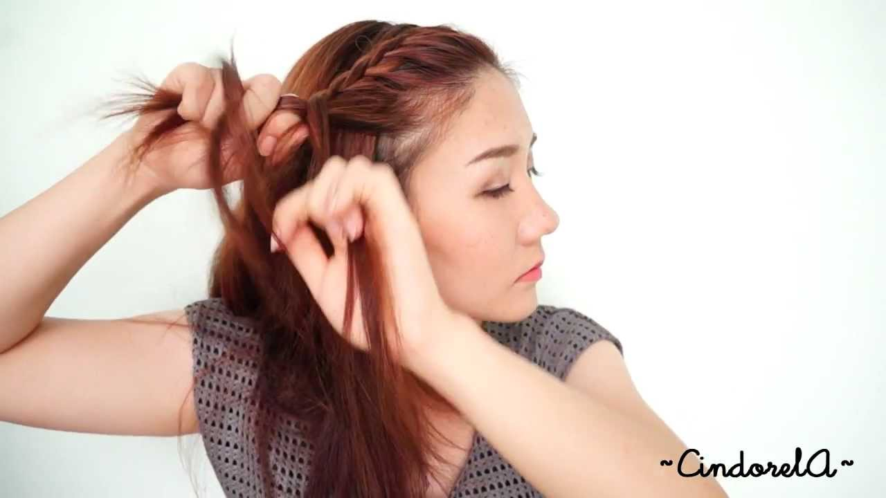 hair styling license how to graduation hairstyle ทรงผมร บปร ญญา 2 4 thai 6599