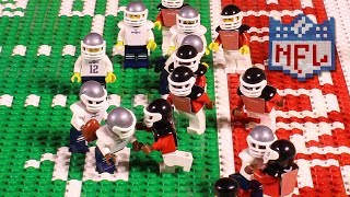 Video NFL Super Bowl LI: New England Patriots vs. Atlanta Falcons | Lego Game Highlights download MP3, 3GP, MP4, WEBM, AVI, FLV Oktober 2017