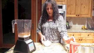 Raw Carob Frappuccino Non Dairy Breakfast Smoothie Recipes