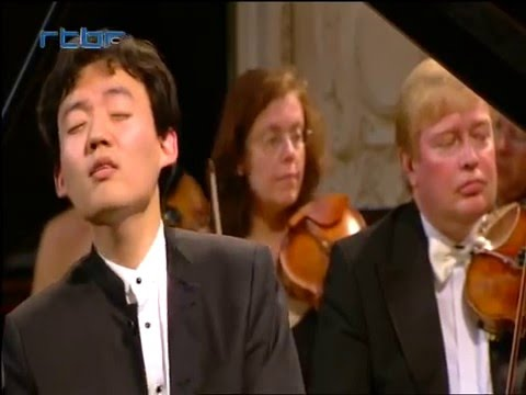 William Youn (윤홍천) plays Mozart Concert No.20 K.466 Part 2