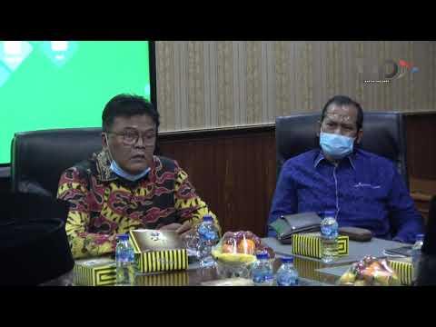 Pimpinan DPRD Banten Terima Audiensi Baznas Provinsi Banten
