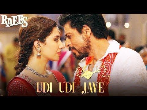 Udi Udi Jaye Garba | Raees | Shah Rukh Khan & Mahira Khan | Ram Sampath