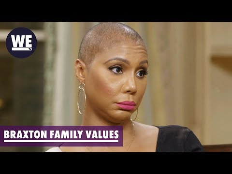 Family Therapy Reveals Sister's Misunderstandings | Braxton Family Values | WE Tv