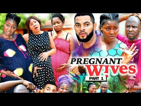 "New Movie ""PREGNANT WIVES PART 1"" - 2019 Latest Nigerian Nollywood Movie Full HD thumbnail"