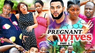 "New Movie ""PREGNANT WIVES PART 1\"" - 2019 Latest Nigerian Nollywood Movie Full HD"