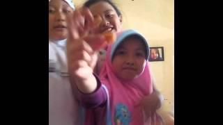 Permen jahe challenge bersama sri wahyuni |nayla