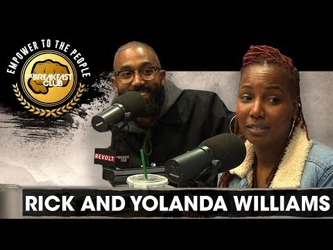 Yolanda And Rick Williams Talk 'Cream Blends', Running A Business & Raising A Family Simultaneously