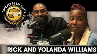Yolanda And Rick Williams Talk 'Cream Blends', Running A Business & Raising A Family Simultaneously